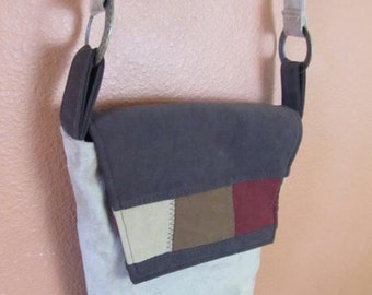 Rebecca #08:  Cross Body Bag, Cross Body Purse, Vintage Ultra Suede Purse, Purses, Purse, Bag, Bags,  Shoulder Bag, Shoulder Purse, Small