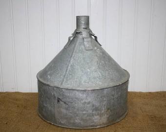Metal Funnel - item #2513