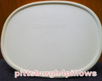 Corning Ware - Storage Lid - F 2 PC - Plastic - Read Below
