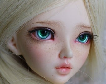 BJD eyes Doll eyes Hand made available in 12/14/16/18/20/22/24mm Occamy Jade made to order