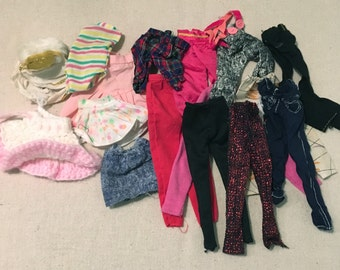 Barbie Doll Clothes Lot 6