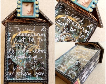 Be You! House Shrine Assemblage