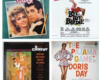 Classic Movie Soundtrack Vinyl Lot