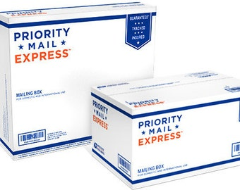 Up-Grade to International Express USPS Mail