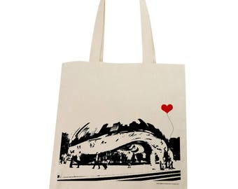 The Bean in Chicago Tote Bag