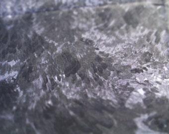 1/2 yard Benartex Kanvas Wind 5515  Black Greys