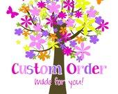 Custom order for Domenica