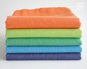 NEW / SALE 50 OFF/ BathStyle / Classic Style Turkish Beach Bath Towel Peshtemal/ Orange-Blue-Green-Navy