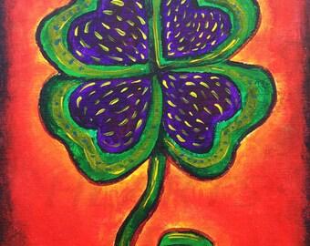 Lucky Giclee Art Print