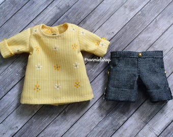 BLYTHE Short Trousers or Set with Shirt