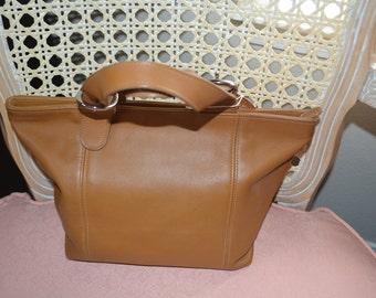 Coach Bag~ Coach~ Leather Bag~British Tan Shopper Bag ~Coach 4133 Handbag~Coach Sale