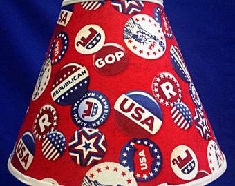Republican Lamp Shade