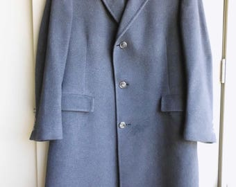 Cashmere overcoat   Etsy