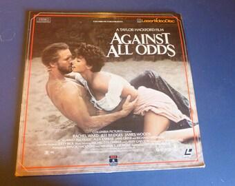Against All Odds LaserVideoDisc 1984