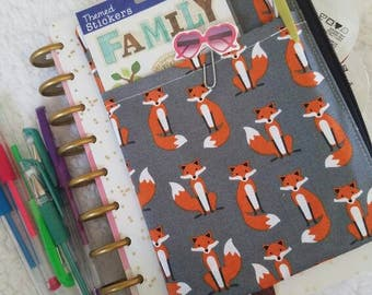 Foxes Planner pouch accessory holder