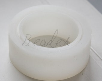 One Mold / Flexible Resin Mould / Bangle / Narrow