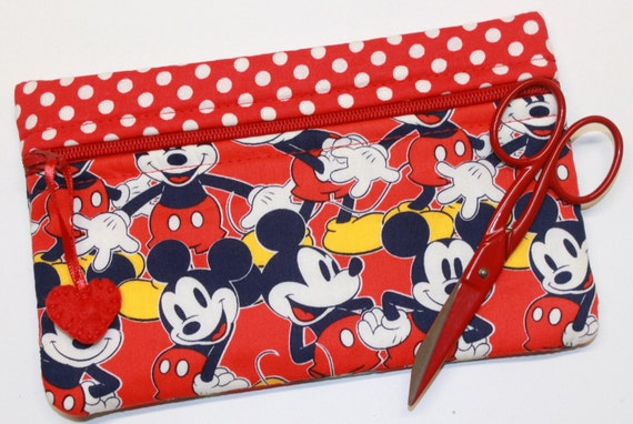 Side Kick Red Mickey