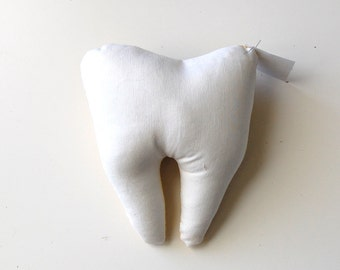 Plain Front Tooth Fairy Pillow