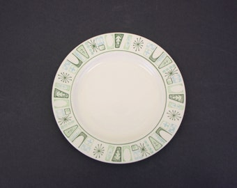 Vintage Taylor Smith Taylor 'Cathay' Dessert Plates, Set of 5 (E7776)
