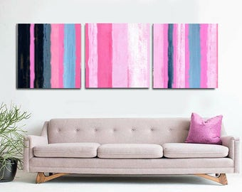 72'' Abstract Painting / Original Palette Knife Painting. / Modern Art / Large Painting / Oversized Painting