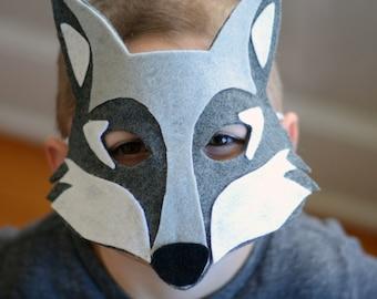 Felt Masks, jungle theme