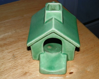 Vintage 1950's Smoking House Ashtray/Smoker/Incense Burner