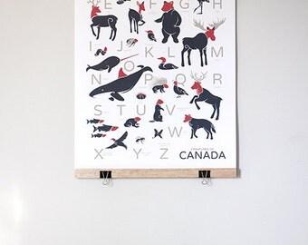 Wildlife Poster (reserved for Julia, Drake General Store)