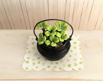 Miniature Shamrock Plant For St. Patrick's Day