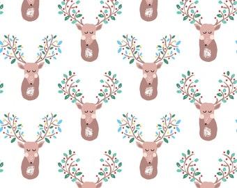 Woodland Nursery Bedding, Deer Baby Bedding, Crib Bedding, Minky Baby Blanket, Crib Sheets, Changing Pad Cover, Pine Grove Sleeping Deer