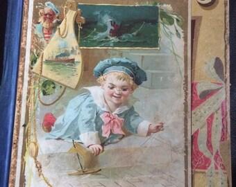 1894 vintage childrens books Childhood Days