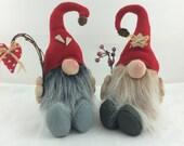 Christmas Gnomes - set of Three