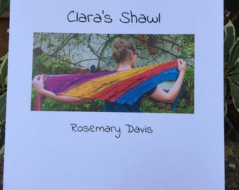 Clara's shawl pattern