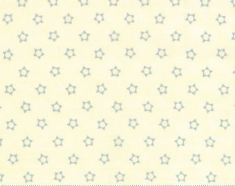 Snowfall  Prints coton fabric by Minick and Simpson for Moda fabric 14835 24