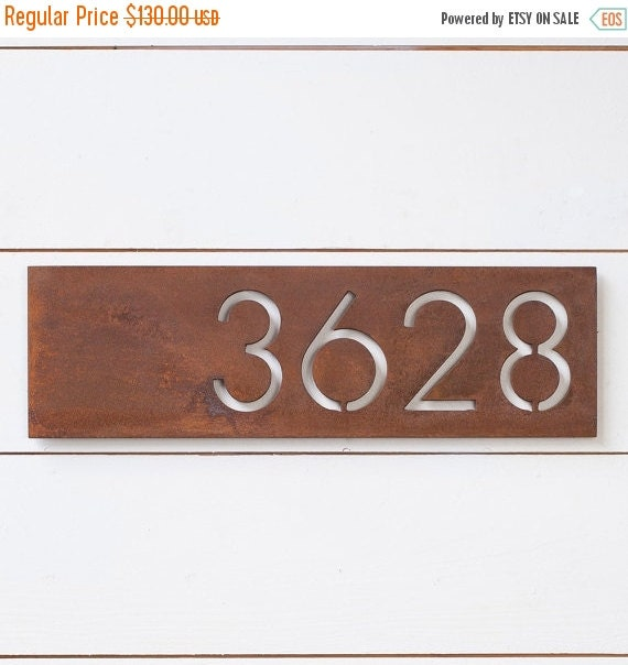 ON SALE The Monroe House Numbers