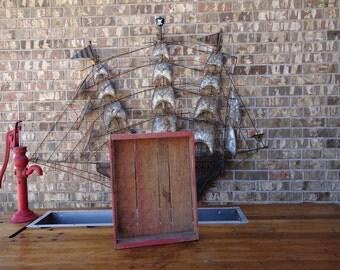 Wooden Crate Vintage