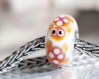 Small Core Turtles Artisan Bead SRA Lampwork Beads BHB