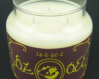 Legend of Zelda Chateau Romani Candle