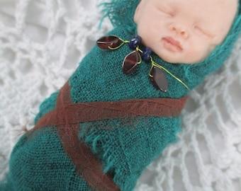 swaddled podling, metamorphosis fairy elf