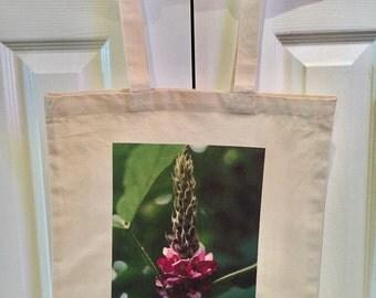 Kudzu Cotton Canvas Bag