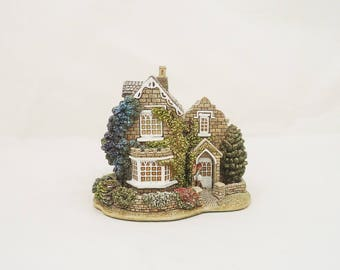 "Vintage Lilliput Lane ""Rosemary Cottage"" English Collections Midlands, Collectable Lilliput Lane Miniature"
