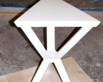 All Triangular Stool