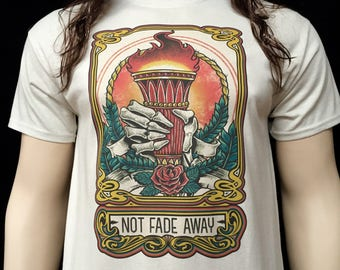 NFA T shirts / Dead Inspired / Mongo Arts / Love Is Real / Womens Bella Junior Fit Shakedown Lot Style t Shirt