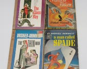 Classic Mystery Book Set:...