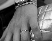 70% OFF CROWN >> silver ring
