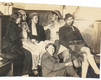Girls Club Boys Club vernacular photo snapshot social realism art photography Cross Dressing