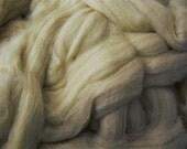 Green Pima Cotton Sliver Roving - 4 Ounces