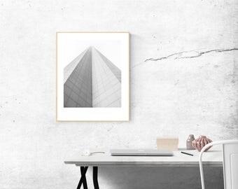 Minimal ,architecture,photography,print,wall decor,