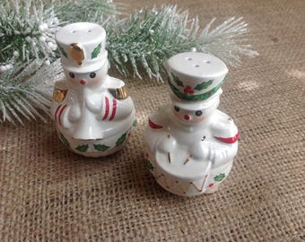 Lenox Holiday Toy Soldier Salt and Pepper Shaker