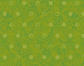 Sun Print 2017 - Link in Pine - Alison Glass for Andover Fabrics - A-8484-G - 1/2 Yard