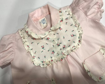 Vintage Baby Blouse 3-6 months